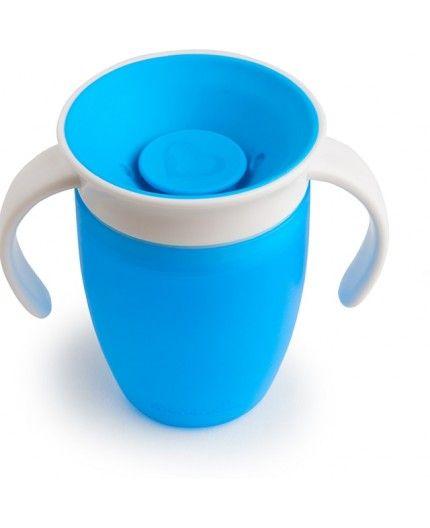 Vaso antiderrames con asas Miracle 360° - 207 ml