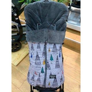 sacos sillas invierno cremallera