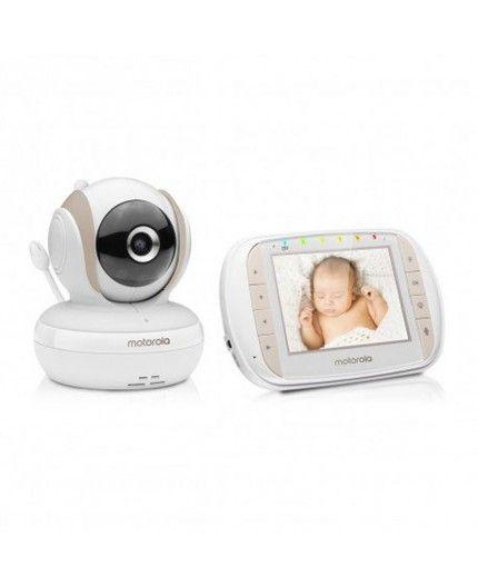 """Video Baby Monitor 3.5"""" de Motorola"""