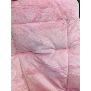 Saco Capazo Rosy Fuentes Spots Rosa