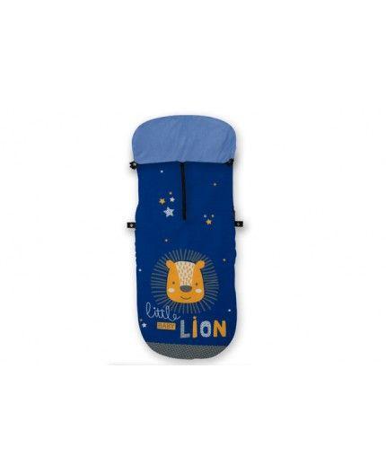 Saco Silla de Invierno Azulon Lion