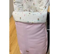Saco silla Marco de Uzturre rosa