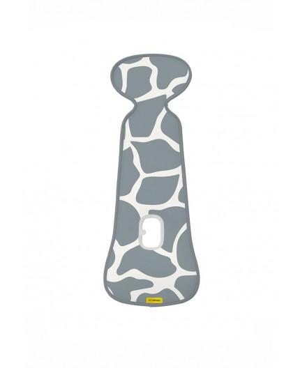 Colchoneta 3D AirLayer jirafa gris