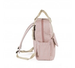 Mochila Emily I love Vichy Pink