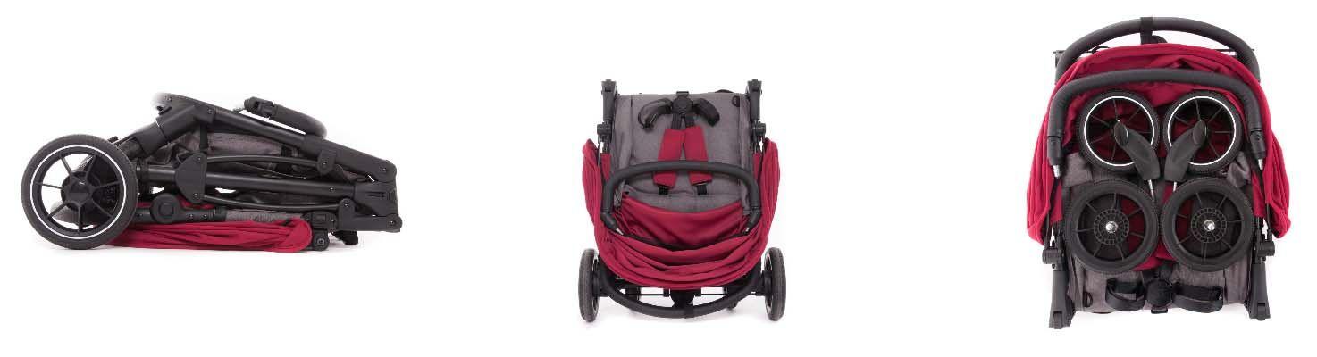 detalles silla paseo baby bonster alaska